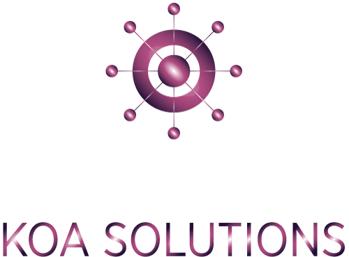 KOA Solutions Logo+Name